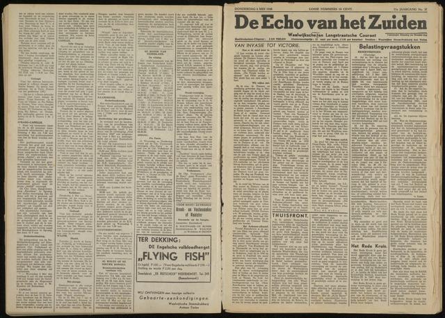 Echo van het Zuiden 1948-05-06