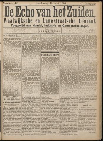 Echo van het Zuiden 1904-05-19
