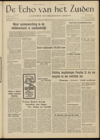 Echo van het Zuiden 1963-03-18