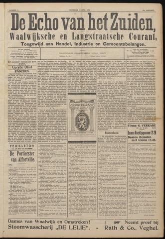 Echo van het Zuiden 1922-04-15