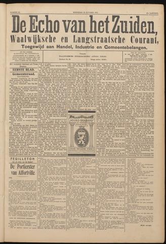 Echo van het Zuiden 1922-10-25