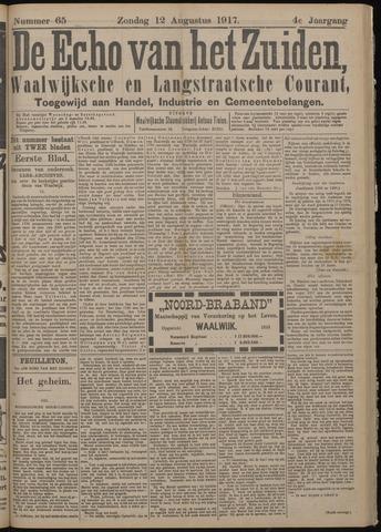 Echo van het Zuiden 1917-08-12