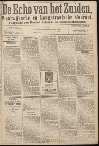 Echo van het Zuiden 1936-02-22