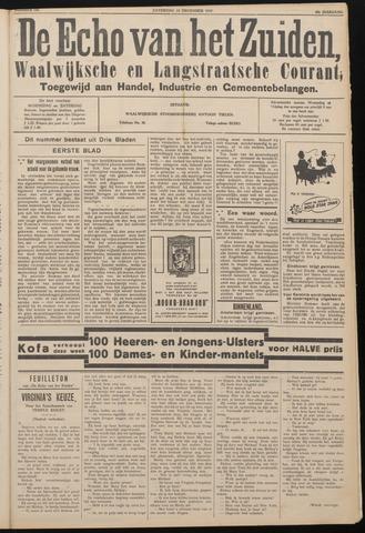 Echo van het Zuiden 1937-12-18