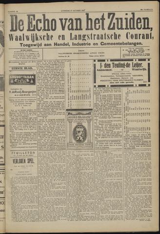 Echo van het Zuiden 1923-10-27