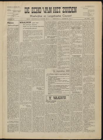 Echo van het Zuiden 1949-01-10