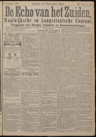 Echo van het Zuiden 1909-12-12