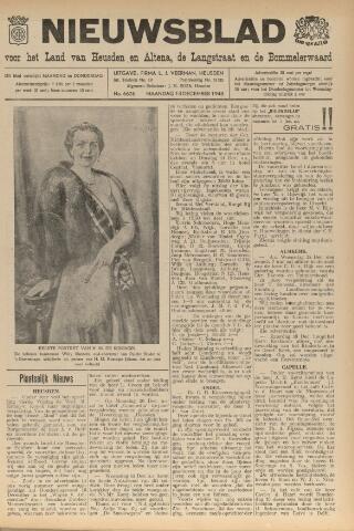Nieuwsblad het land van Heusden en Altena de Langstraat en de Bommelerwaard 1948-12-13