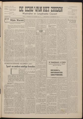 Echo van het Zuiden 1949-08-22