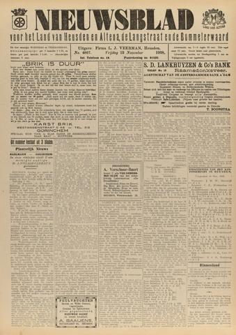 Nieuwsblad het land van Heusden en Altena de Langstraat en de Bommelerwaard 1928-11-23