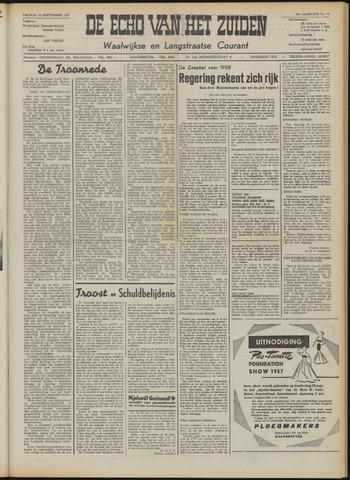 Echo van het Zuiden 1957-09-20