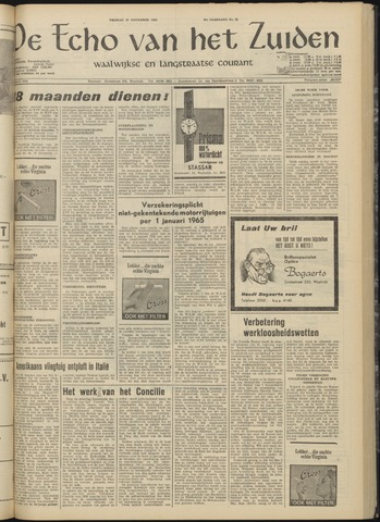 Echo van het Zuiden 1964-11-27