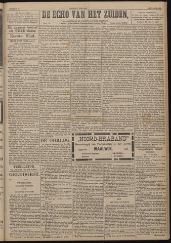 Echo van het Zuiden 1918-06-02
