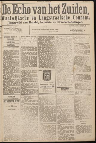 Echo van het Zuiden 1936-01-29