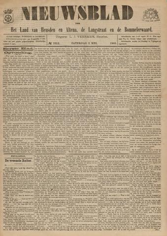 Nieuwsblad het land van Heusden en Altena de Langstraat en de Bommelerwaard 1903-05-02