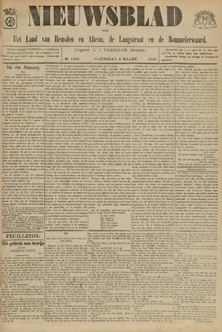 Nieuwsblad het land van Heusden en Altena de Langstraat en de Bommelerwaard 1896-03-04