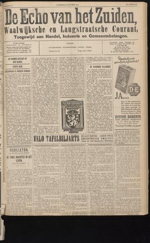 Echo van het Zuiden 1934-10-27