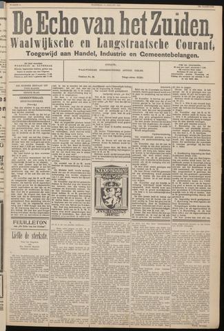 Echo van het Zuiden 1933-01-11