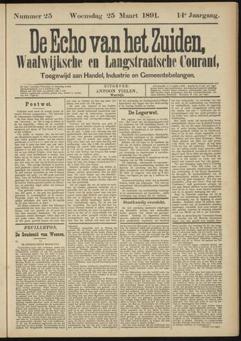 Echo van het Zuiden 1891-03-26