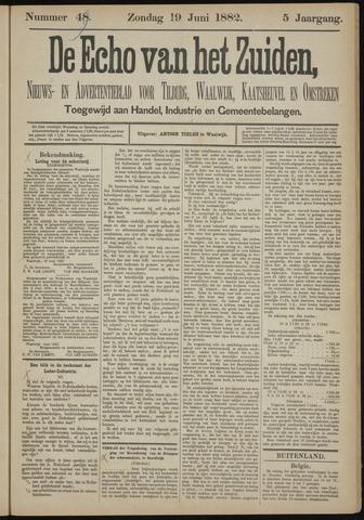 Echo van het Zuiden 1882-06-18