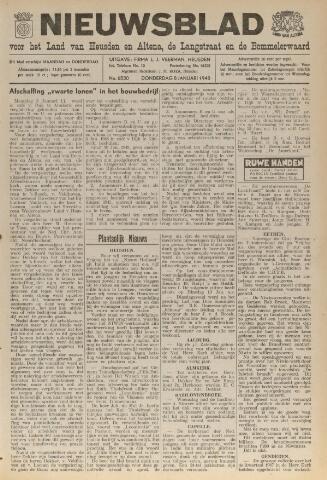 Nieuwsblad het land van Heusden en Altena de Langstraat en de Bommelerwaard 1948-01-08