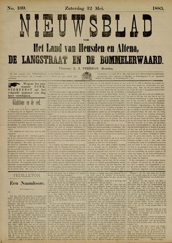 Nieuwsblad het land van Heusden en Altena de Langstraat en de Bommelerwaard 1883-05-12