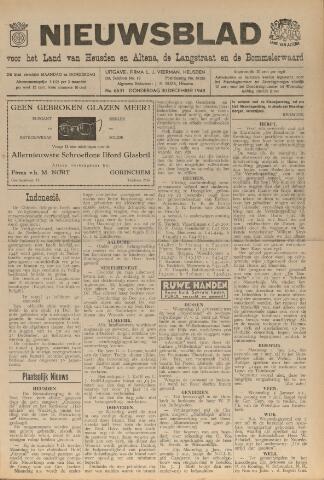Nieuwsblad het land van Heusden en Altena de Langstraat en de Bommelerwaard 1948-12-30