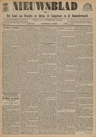Nieuwsblad het land van Heusden en Altena de Langstraat en de Bommelerwaard 1900-09-05