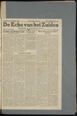 Echo van het Zuiden 1945-08-06
