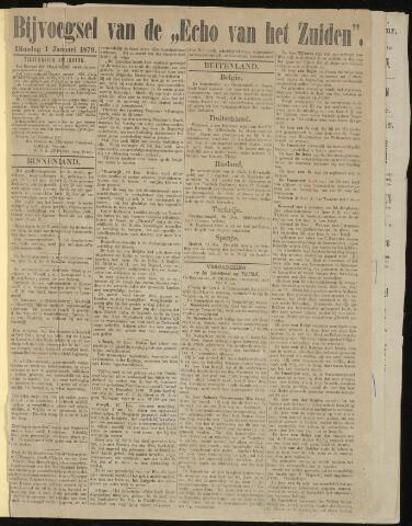 Echo van het Zuiden 1878-01-01