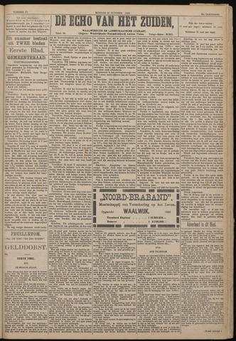 Echo van het Zuiden 1918-10-20