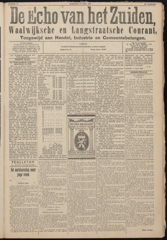 Echo van het Zuiden 1925-04-15