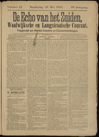 Echo van het Zuiden 1895-05-23