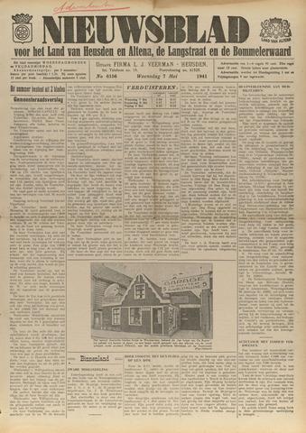 Nieuwsblad het land van Heusden en Altena de Langstraat en de Bommelerwaard 1941-05-07