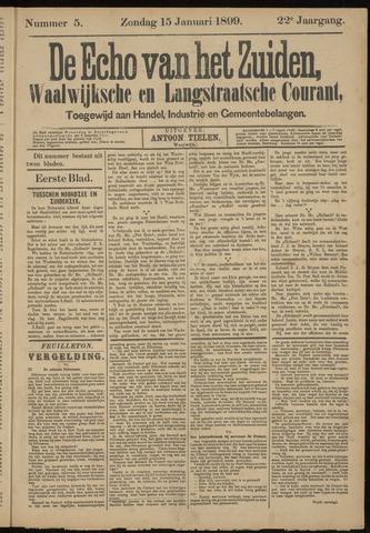 Echo van het Zuiden 1899-01-15