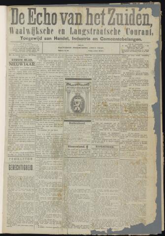 Echo van het Zuiden 1924-01-02