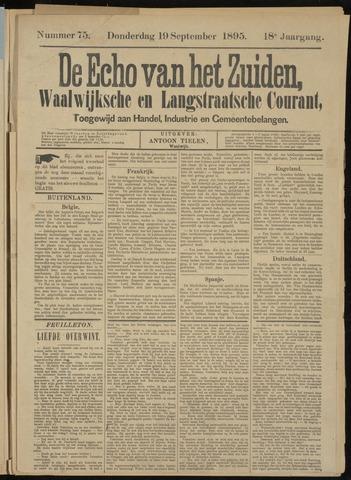 Echo van het Zuiden 1895-09-19