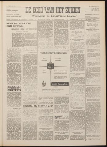 Echo van het Zuiden 1959-02-27