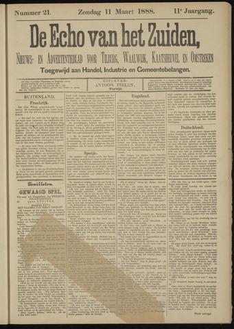 Echo van het Zuiden 1888-03-11