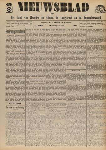 Nieuwsblad het land van Heusden en Altena de Langstraat en de Bommelerwaard 1915-06-02