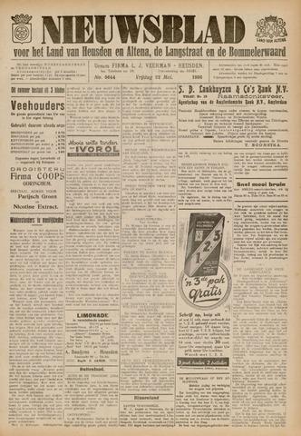 Nieuwsblad het land van Heusden en Altena de Langstraat en de Bommelerwaard 1936-05-22