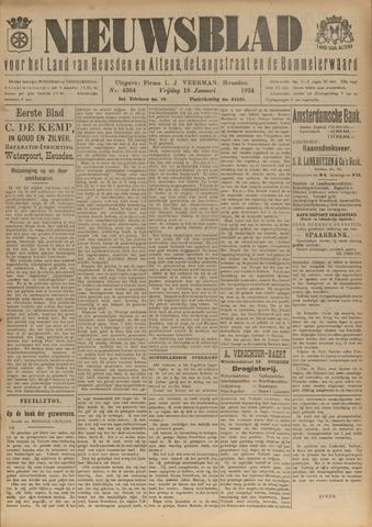 Nieuwsblad het land van Heusden en Altena de Langstraat en de Bommelerwaard 1924-01-18