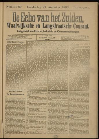 Echo van het Zuiden 1896-08-27