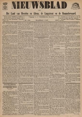 Nieuwsblad het land van Heusden en Altena de Langstraat en de Bommelerwaard 1900-01-01