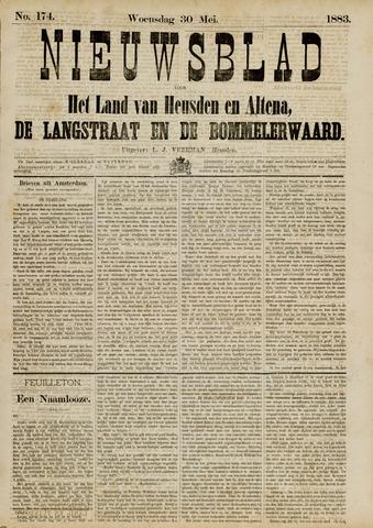 Nieuwsblad het land van Heusden en Altena de Langstraat en de Bommelerwaard 1883-05-30