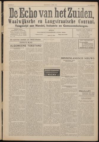 Echo van het Zuiden 1940-04-03