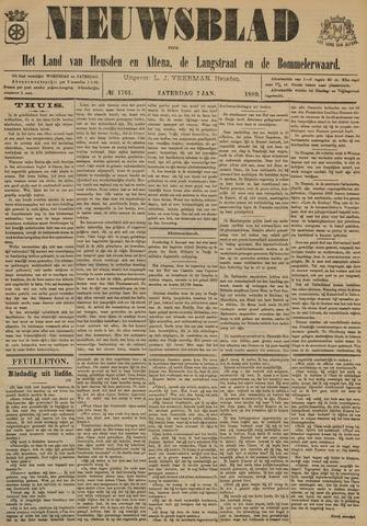 Nieuwsblad het land van Heusden en Altena de Langstraat en de Bommelerwaard 1899-01-07