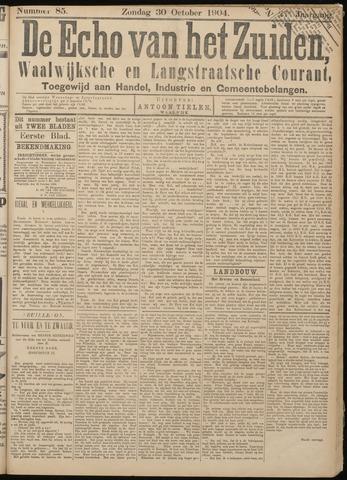 Echo van het Zuiden 1904-10-30