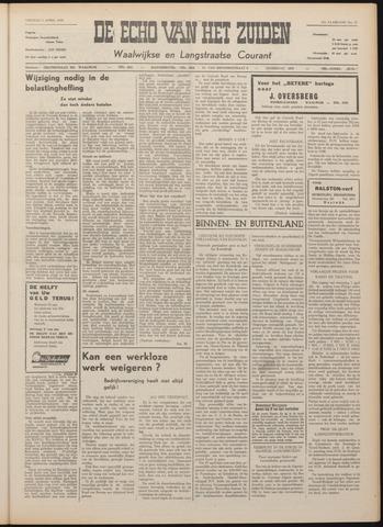Echo van het Zuiden 1959-04-03