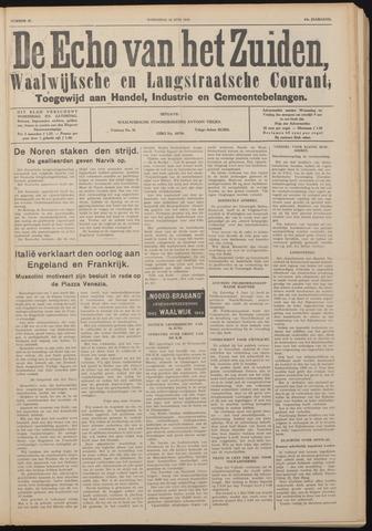 Echo van het Zuiden 1940-06-12